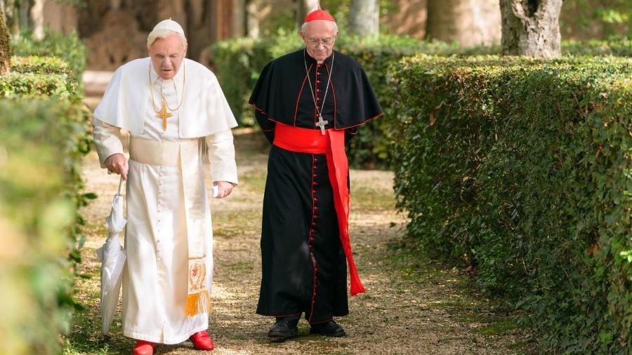 Resultado de imagem para dois papas
