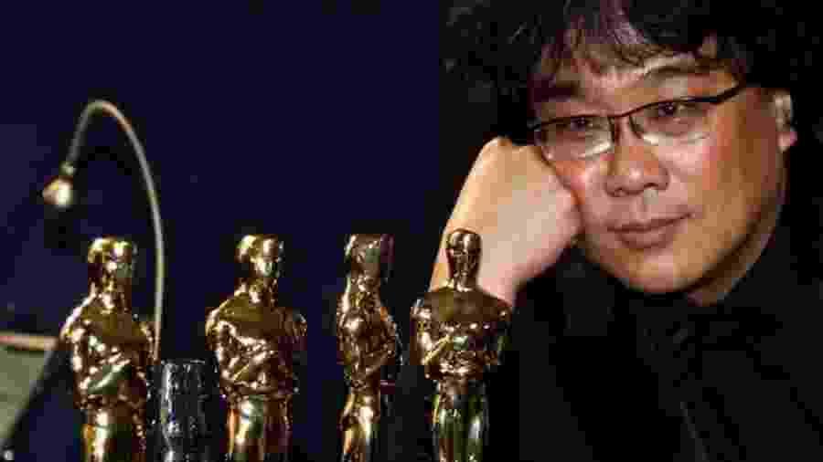 """""""Parasita"""", do diretor Bong Joon-ho, ganhou quatro Oscars - Reuters"""