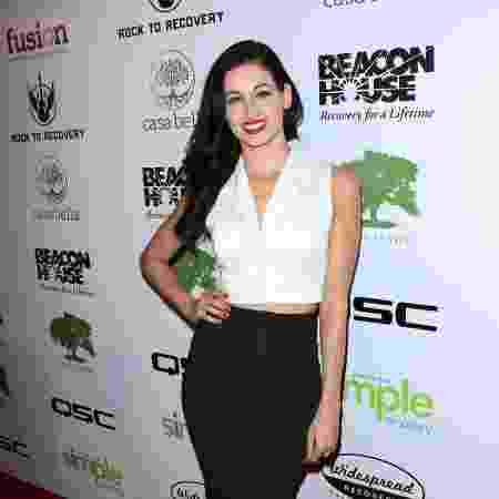 Amie Harwick, terapeuta em Hollywood - Getty Images