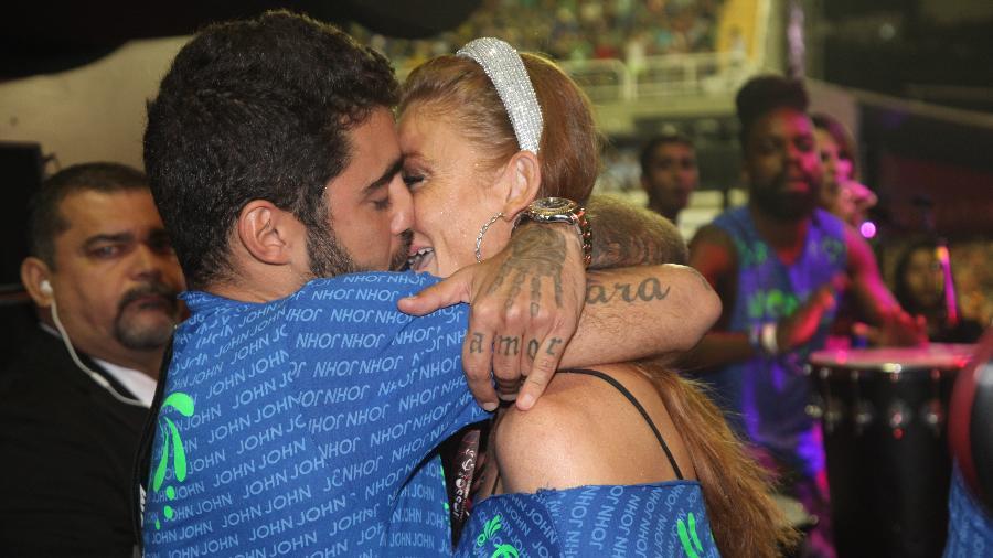 Pedro Scooby e Cintia Dicker - Paulo Tauil /BrazilNews
