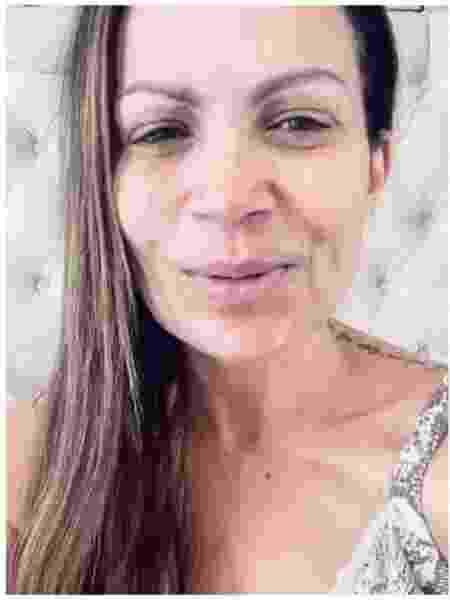 A cantora Solange Almeida publicou vídeo sem maquiagem no Instagram - Reprodução / Instagram