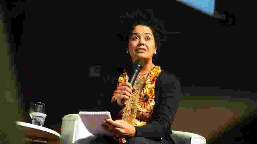 A jornalista e escritora Bianca Santana, nova colunista de Ecoa - Arquivo Pessoal