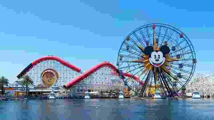 Disney California Adventure Park - Divulgação