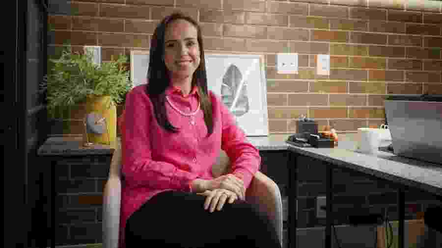 Carolina Venuto, que assumiu a presidência da associação de lobistas no país - Arquivo Pessoal