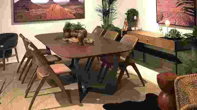 Sala de jantar assinada pela @casarinmonteiro - Divulgação/@casarinmonteiro - Divulgação/@casarinmonteiro