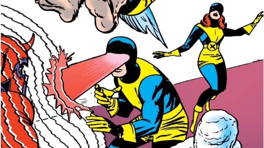 Primeira edição da HQ de X-Men foi colocada para leilão nos EUA - Reprodução: Comic Connect