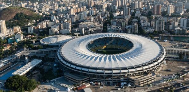 Concessão do Maracanã à iniciativa privada não deu certo