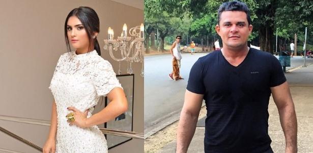 Mileide Mihaile, ex-mulher de Wesley Safadão, está namorando o empresário Isaías Duarte - Reprodução/Instagram