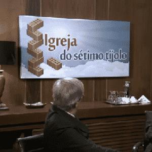 """16.jul.2016 - O programa """"Zorra"""", da Globo, fez chacota com igrejas evangélicas durante a edição do humorístico, exibido na noite deste sábado (16) - Reprodução/TV Globo"""