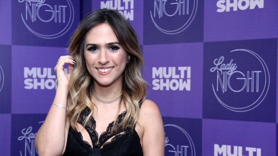 """Tatá Werneck estreia no comando do """"Lady Night"""", novo programa do canal Multishow (Globosat)  - AgNews"""