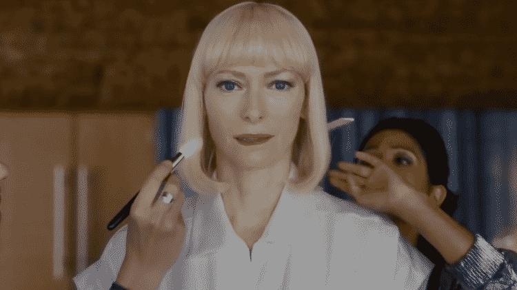 Tilda Swinton - Reprodução  - Reprodução