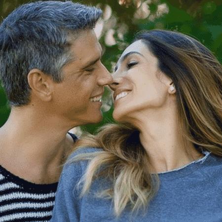 Márcio Garcia se declara para Andréa Santa Rosa - Reprodução/Instagram/oficialmarciogarcia
