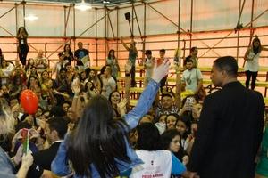 Maisa Silva e Larissa Manoela marcam presença na Bienal do Livro do Rio. 4    7Marcos Ferreira Brazil News 561170d86d