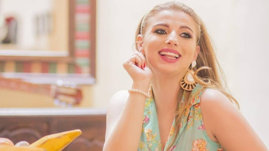 """Isabel Elguesabal, vice-campeã do reality show """"A Casa"""", da Record - Reprodução/Instagram/isaelguesabal"""