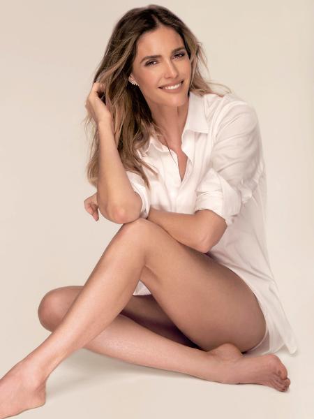 Fernanda Lima na edição de outubro/2017 da revista Claudia - Divulgação