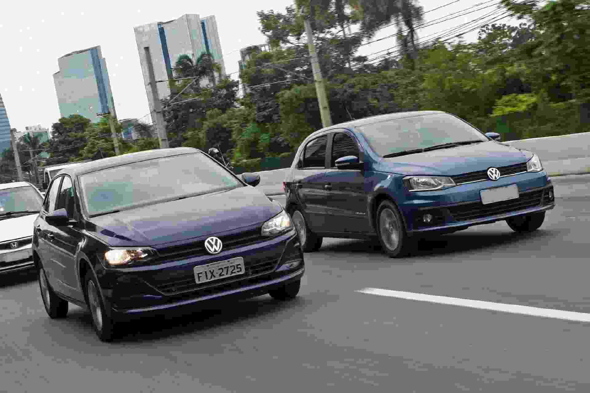 Volkswagen Polo 1.0 MPI - Murilo Góes/UOL