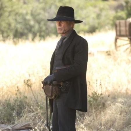 """Ed Harris, o Homem de Preto de """"Westworld"""", em cena da segunda temporada - John P. Johnson/HBO"""