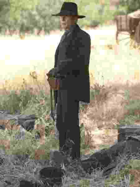 "Ed Harris, o Homem de Preto de ""Westworld"" - John P. Johnson/HBO - John P. Johnson/HBO"