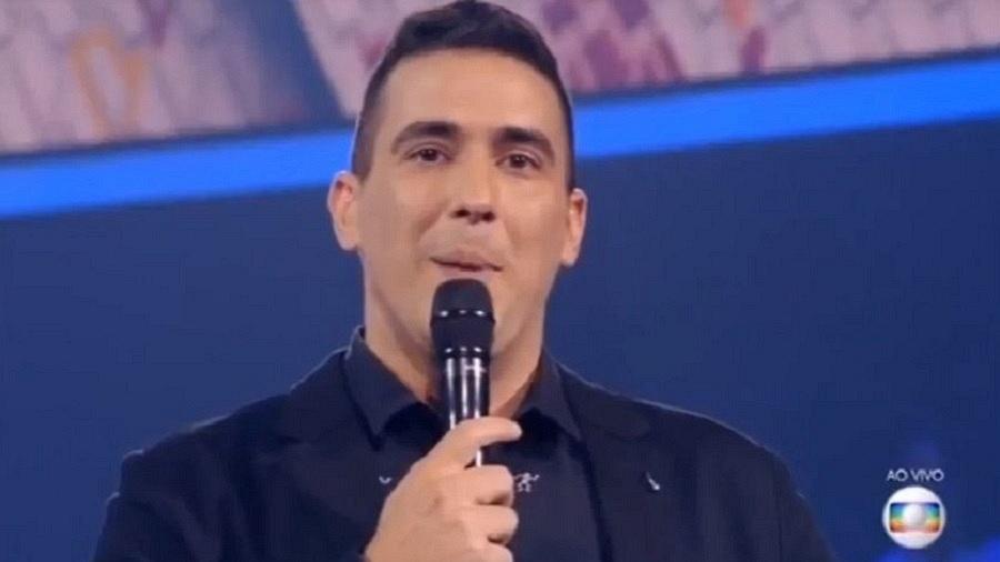 """André Marques apresenta o """"The Voice Kids"""" - Reprodução"""