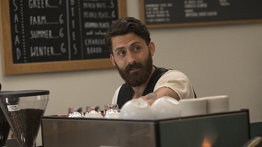 O ator Andy Bean - Reprodução