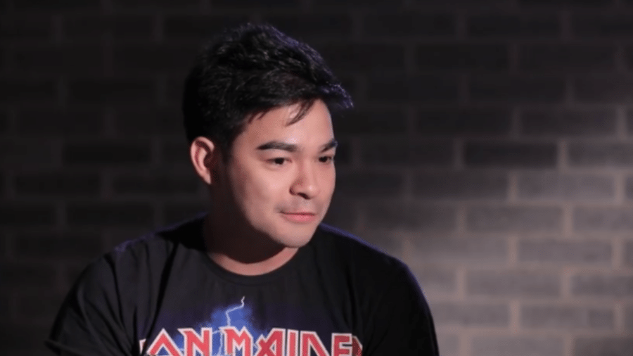 Yudi Tamashiro é entrevistado por Rafael Cortez - Reprodução/YouTube