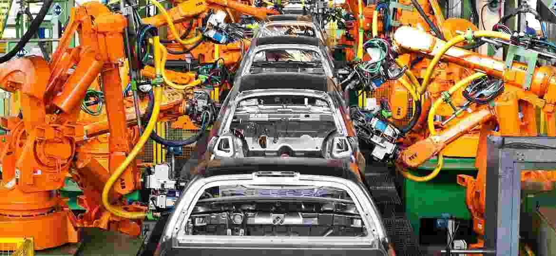 Ford fábrica São Bernardo - Rodrigo Paiva/Folhapress