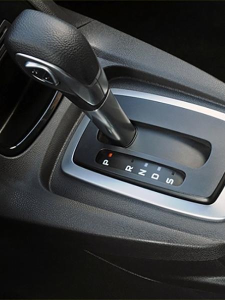 Lançado em 2013 no Fiesta, câmbio PowerShift tem trocas rápidas, mas também apresentou falhas que renderam processos judiciais - Murilo Góes/UOL