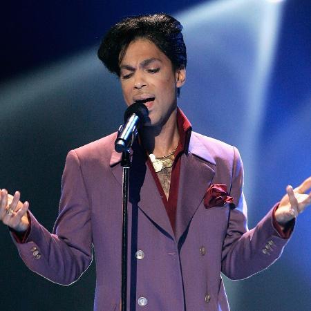 O cantor Prince, que morreu em 2016 - Vince Bucci/Getty Images