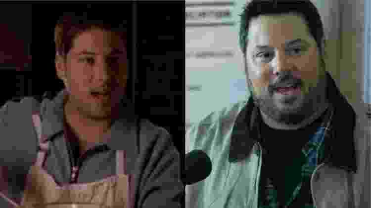 Greg Grunberg - Felicity Antes e Depois - Reprodução - Reprodução