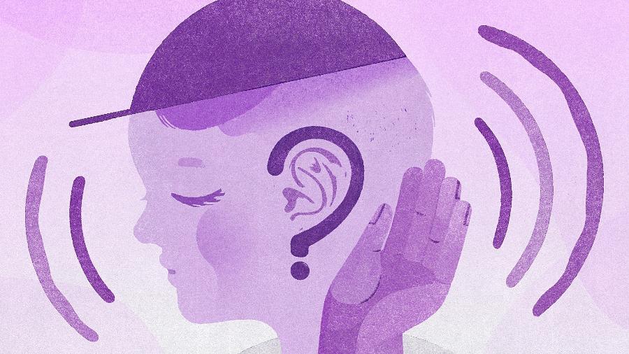 Documentário de pediatra mostra como modernos aparelhos auditivos e treinamento ajudam pessoas nascidas com perda auditiva severa - Gracia Lam/The New York Times