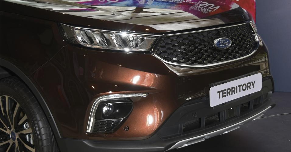 Ford Territory Concept