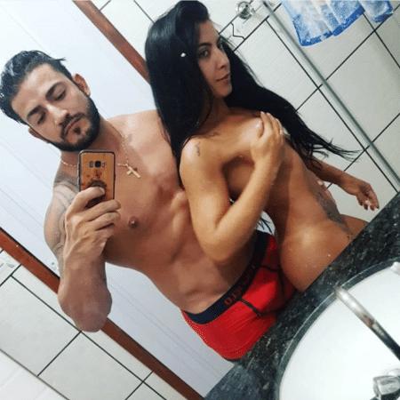 Priscila Pires e João Reis - Reproduçao/instagram