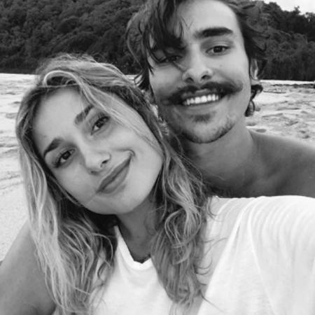 Sasha Meneghel e Bruno Montaleone - Reprodução/Instagram