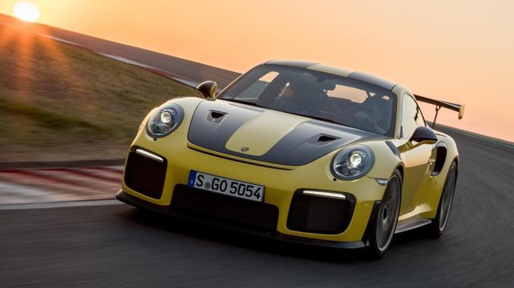Perdeu 4 GTS RS | Porsche reabre linha para refazer carros para o Brasil após naufrágio