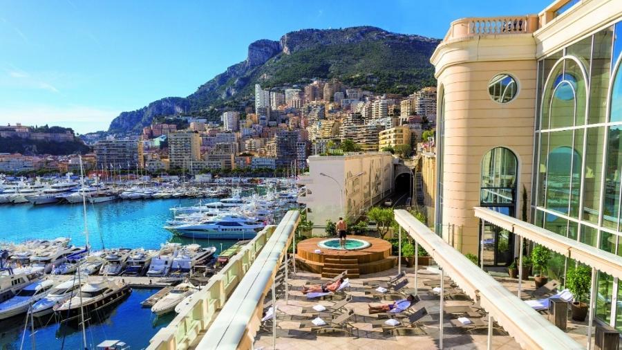 A terapia congelante é um dos destaques do spa Thermes Marins Monte-Carlo - Divulgação