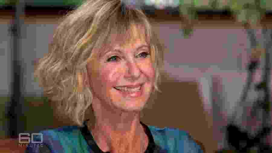 Olivia Newton-John está com 72 anos de idade - Reprodução/YouTube