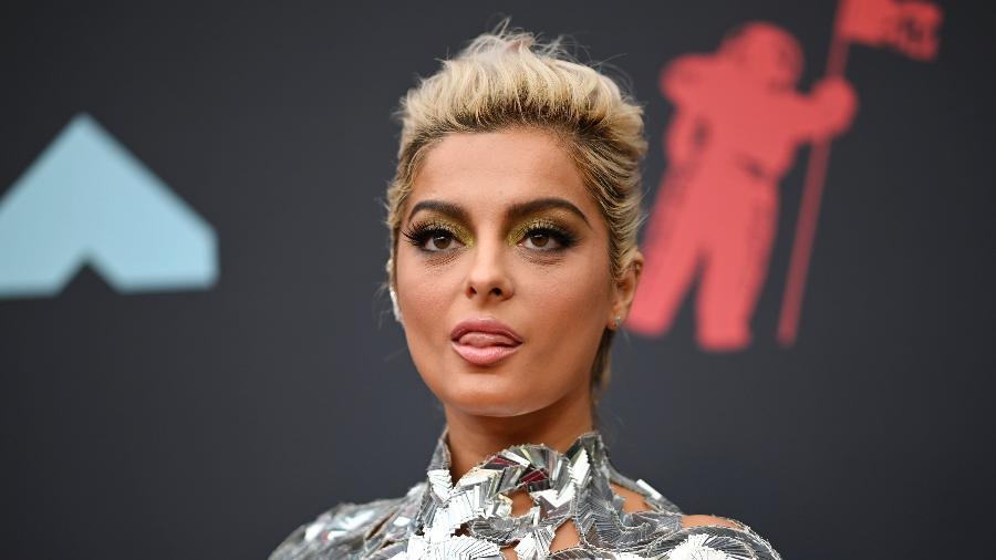 """A cantora Bebe Rexha terá uma música no filme """"Malévola: Dona do Mar"""", que chega ao Brasil no mês que vem - Johannes EISELE / AFP"""