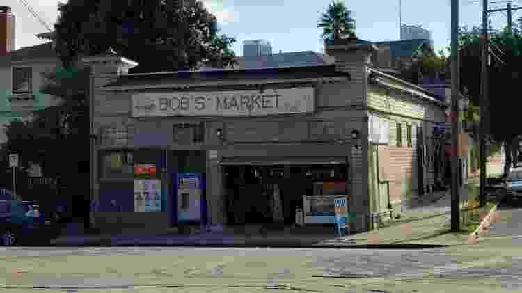 "Mercado de Dom Toretto se chama ""Bob's Market"" na vida real - Vitor Matsubara/UOL"