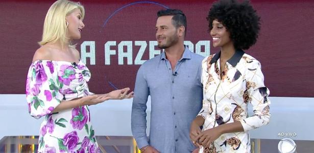 A Fazenda 11 | Rodrigo diz que Thayse é falsa e atrapalhou casal