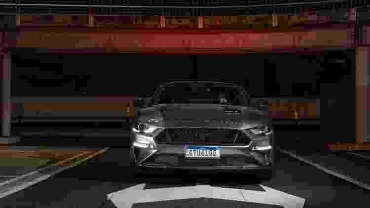 Ford Mustang 1 - Marcos Camargo/UOL - Marcos Camargo/UOL