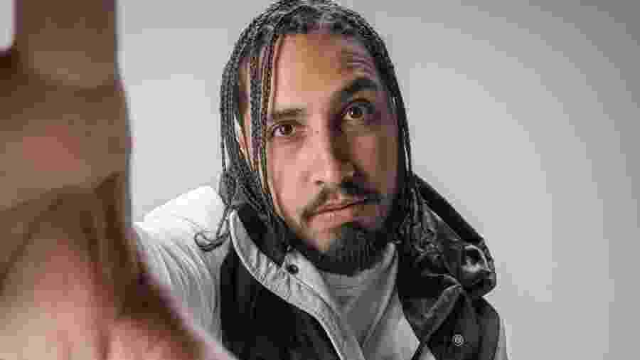 """Rashid faz show de lançamento de """"Tão Real"""" no Sesc Pinheiros, em São Paulo - Moysah Conceic"""