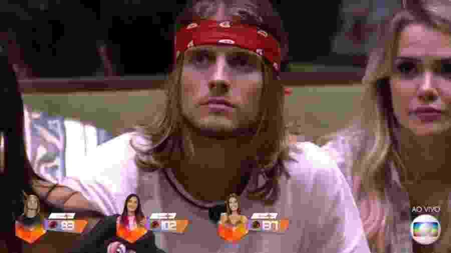 Daniel é eliminado do BBB 20 - Reprodução/TV Globo