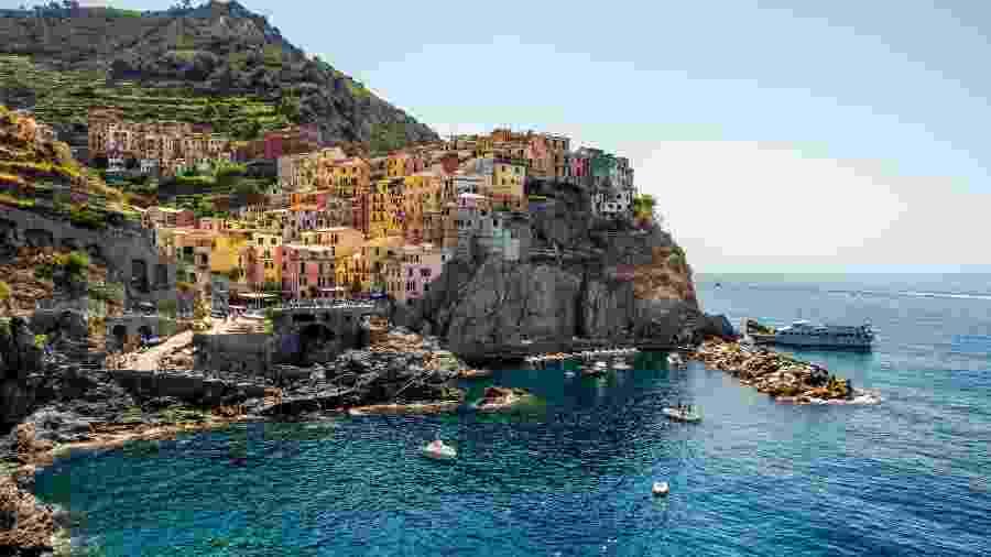 Itália é rica em primazias geográficas, curiosas e únicas - Getty Images