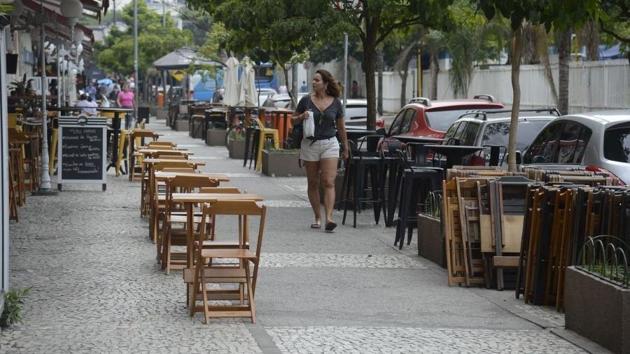 Com a chegada da vacina contra a covid-19, empresários acreditam que as entregas representarão 34% do faturamento do setor em 2021 - Tomaz Silva/Agência Brasil