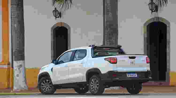 Fiat Strada Freedom 6 - Murilo Góes/UOL - Murilo Góes/UOL