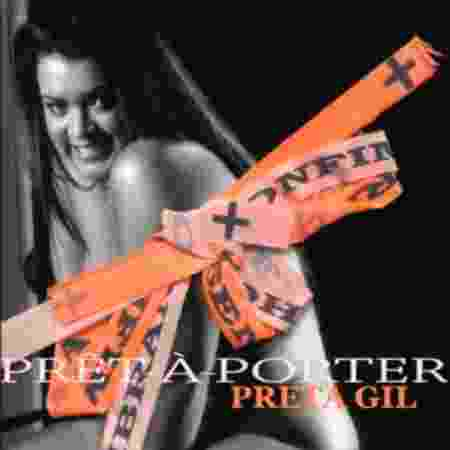 'Prêt-a Porter',primeiro disco de Preta Gil - Reprodução/Instagram - Reprodução/Instagram
