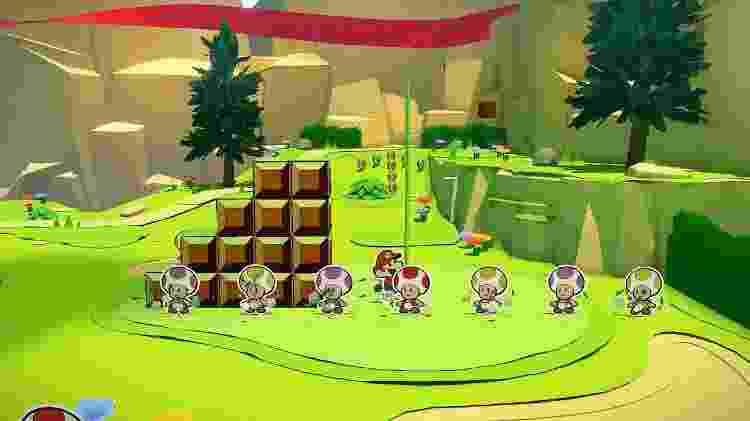 Paper Mario the Origami King 3 - Daniel Esdras/GameHall - Daniel Esdras/GameHall