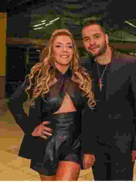Simony e o noivo, Felipe Rodriguez - Reprodução/Instagram