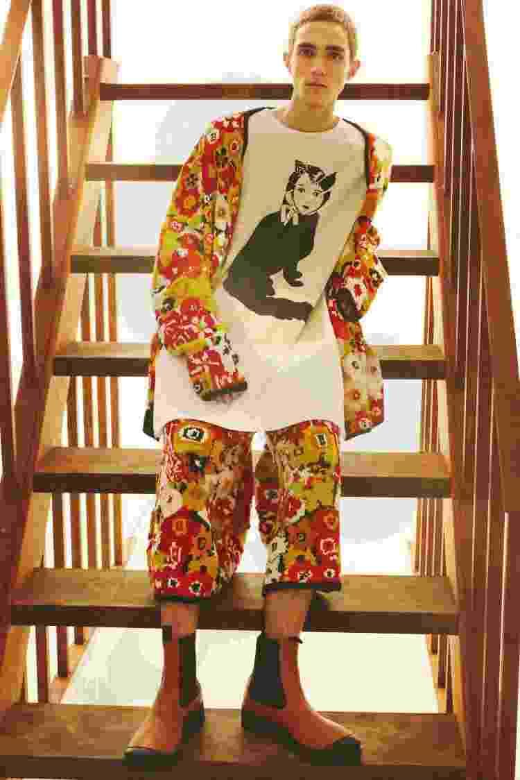 Fantasia e infância nas roupas incluem tendências, mas influencia também nosso comportamento - Divulgação/Loewe - Divulgação/Loewe