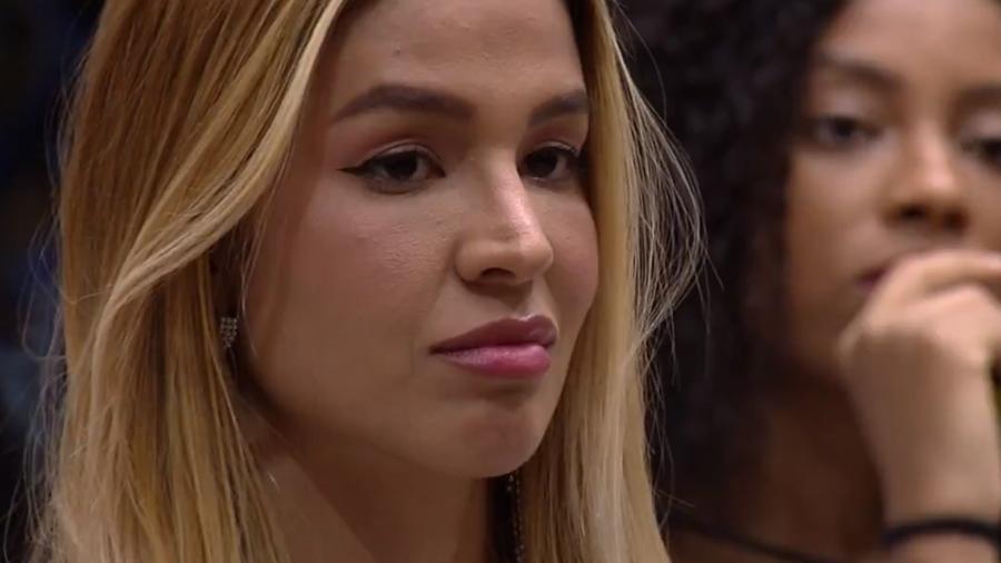 BBB 21: Kerline foi a primeira eliminada da 21ª edição do reality da Globo - Reprodução/Globoplay